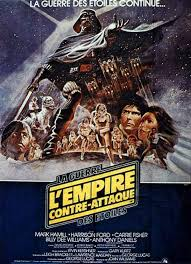 L'empire contre-attque, le cinquième volet de la saga Star Wars