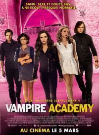 Vampire academy, une comédie de Mark Waters