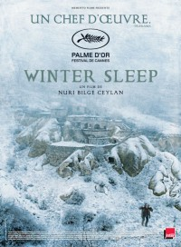 Winter Sleep, palme d'Or du Festival de Cannes
